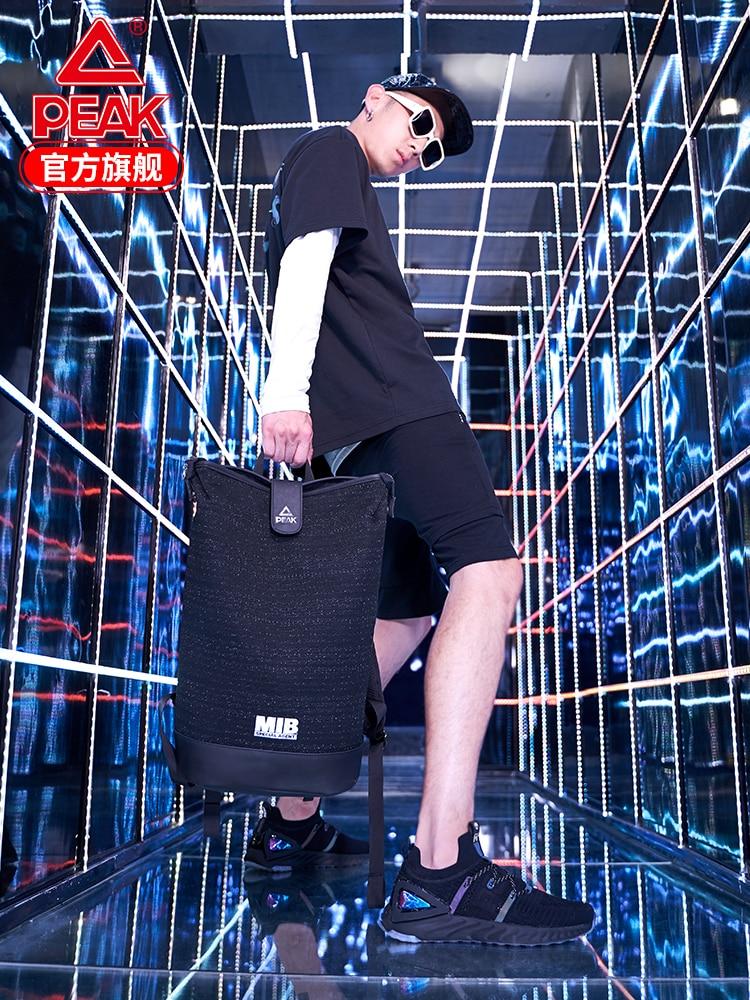 Peak backpack backpack fashion versatile leisure outdoor sports travel bag large capacity multifunctional student bag