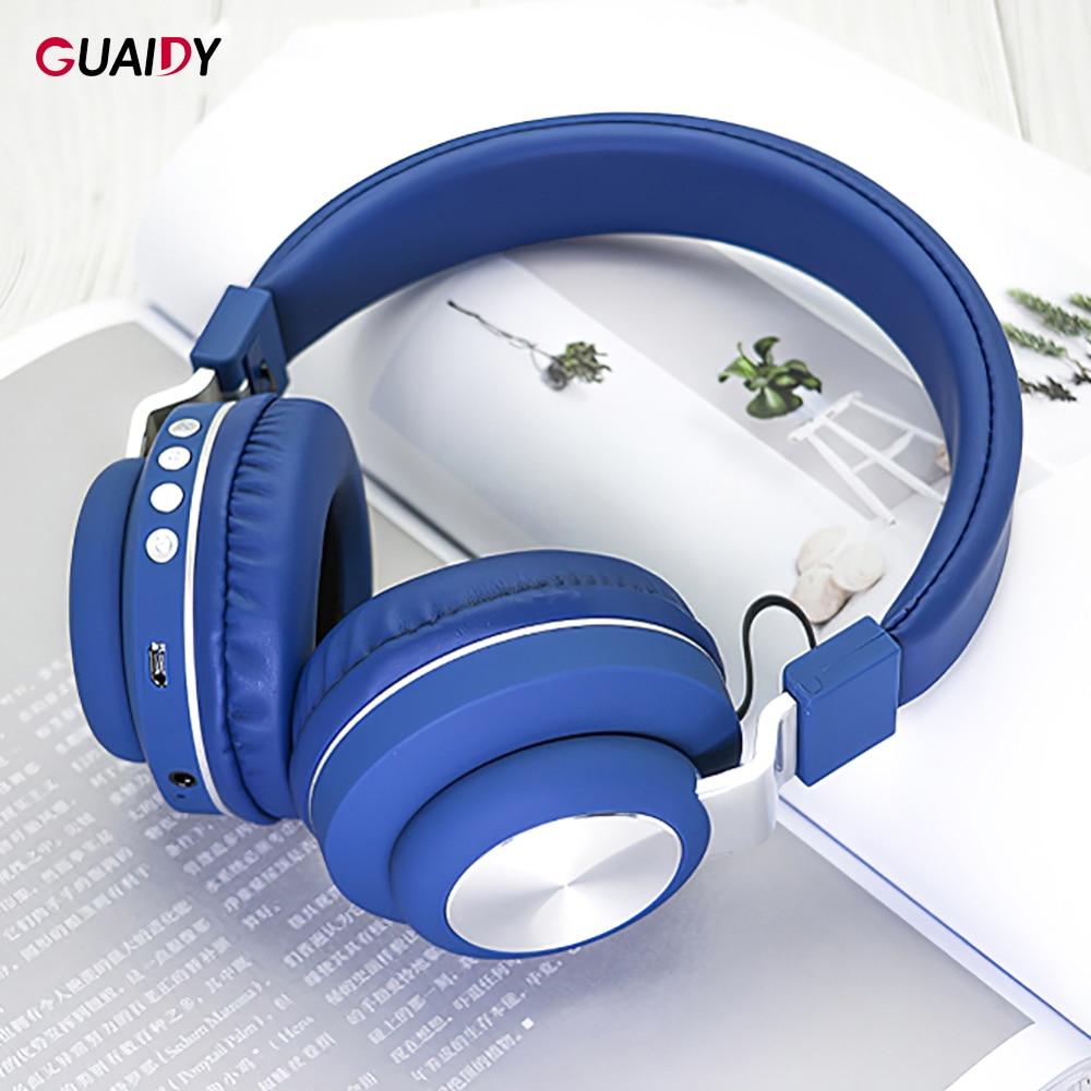 Auriculares Bluetooth inalámbricos con cable, tarjeta TF Universal, auriculares estéreo 3D para iPhone, Huawei, xiaomi, música, deportes, plegables