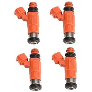 [ 4PCS] 68V-8A360-00-00, 68V8A3600000, INP-771, CDH-210 for Yamaha F115 HP Outboard 2000-2011 Fuel Injector