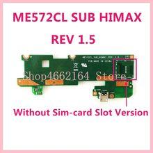 USB зарядное устройство порт плата для ASUS MeMo Pad 7 ME572CL 7,0