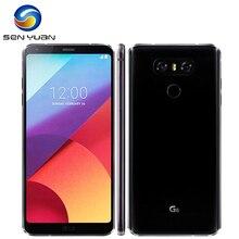 Original débloqué LG G6 G600 Quad Core 5.7 pouces 4GB RAM 32GB/64GB/128G ROM simple SIM double caméra 13.0MP LTE G6 téléphone portable