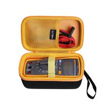 LTGEM Waterproof EVA Hard Case for Fluke 117 Electricians True RMS Multimeter