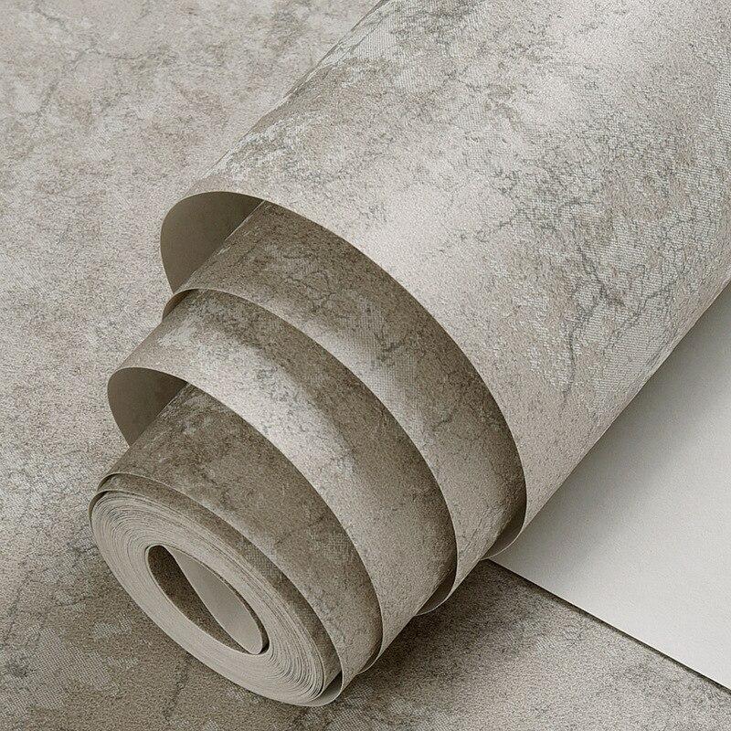 لفات ورق حائط صلبة صناعية عتيقة للجدران غير المنسوجة ، للديكور المنزلي ، غرفة المعيشة ، غرفة النوم ، متجر الملابس