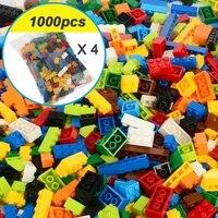 puzzle 1000 pieces building blocks city diy creative bricks compatible inglys bricks bulk base plate educational kids toy blocks