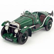 Amerikanischen Vintage 1933 roadster Von Einrichtungs mg eisen vintage auto dekoration handwerk geschenke