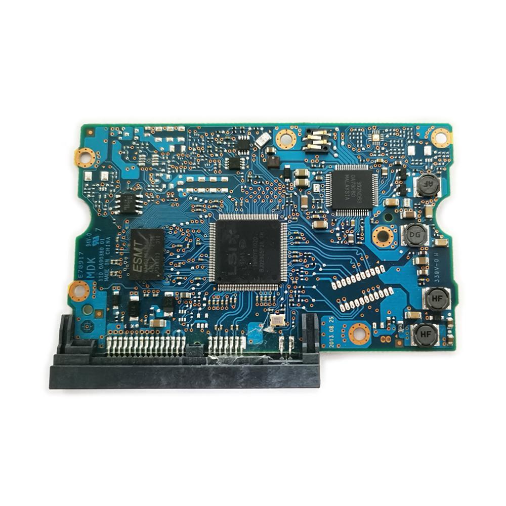 Placa lógica PCB HDD 100% Original, placa de circuito 220-0A90380-01, 220-0A90380-01, Envío Gratis