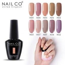 NAILCO série nue nouveauté apprêt Gel vernis tremper vernis à ongles Gel LED UV Gellak chanceux Gel vernis à ongles hybride