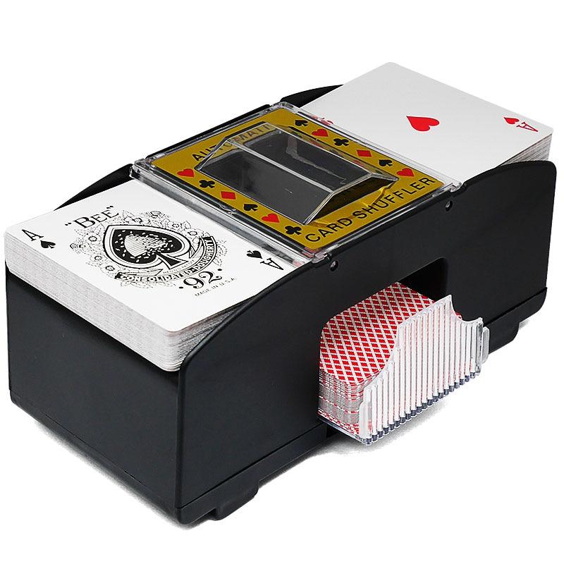 Настольная игра, покер, игральные карты, Электрический автоматический покер, шуфлер, казино, робот-карты, шуфлер, шуфлинг, покер, Игральный и...