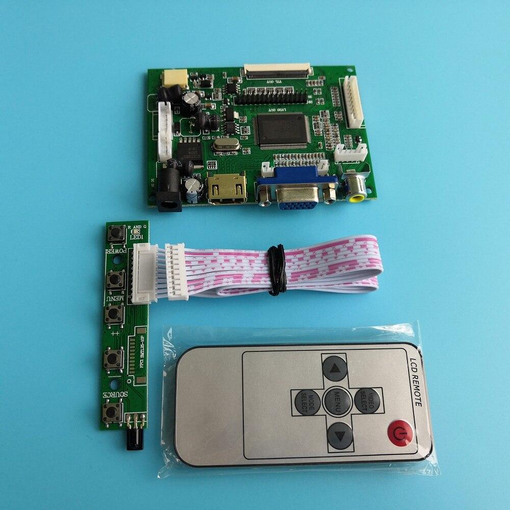 لوحة AT090TN12 50pin 2AV + VGA LCD 9.0