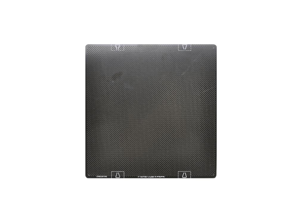 Delikli baskı plakası için Cetus MK3 ısıtmalı yapı platformu