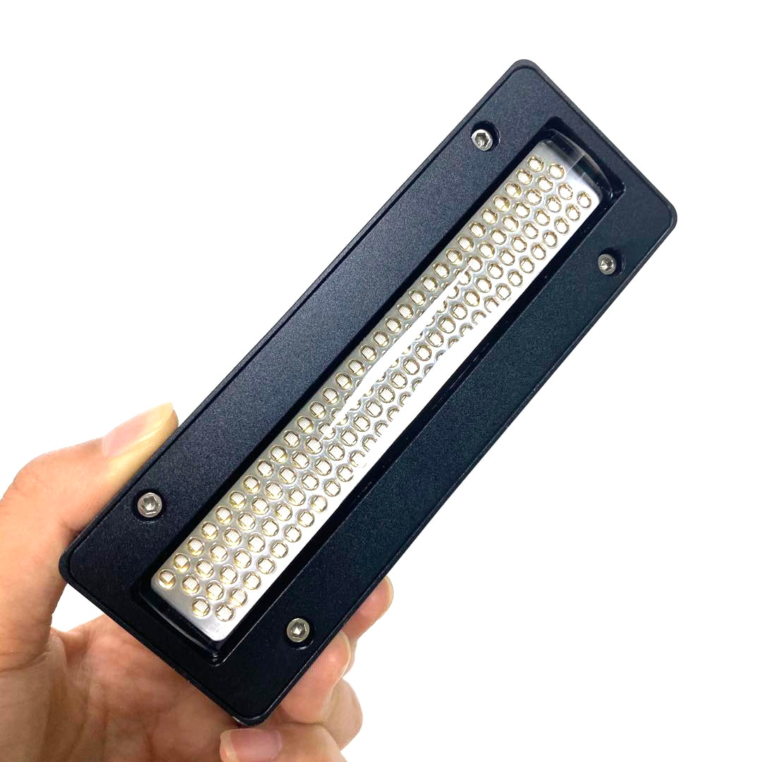 12020 UVLED Curing Drying Lamp For UV Flatbed Printer Water Cooling System Epson XP600 DX5 Printer Nozzle UV Ink Drying Lamp