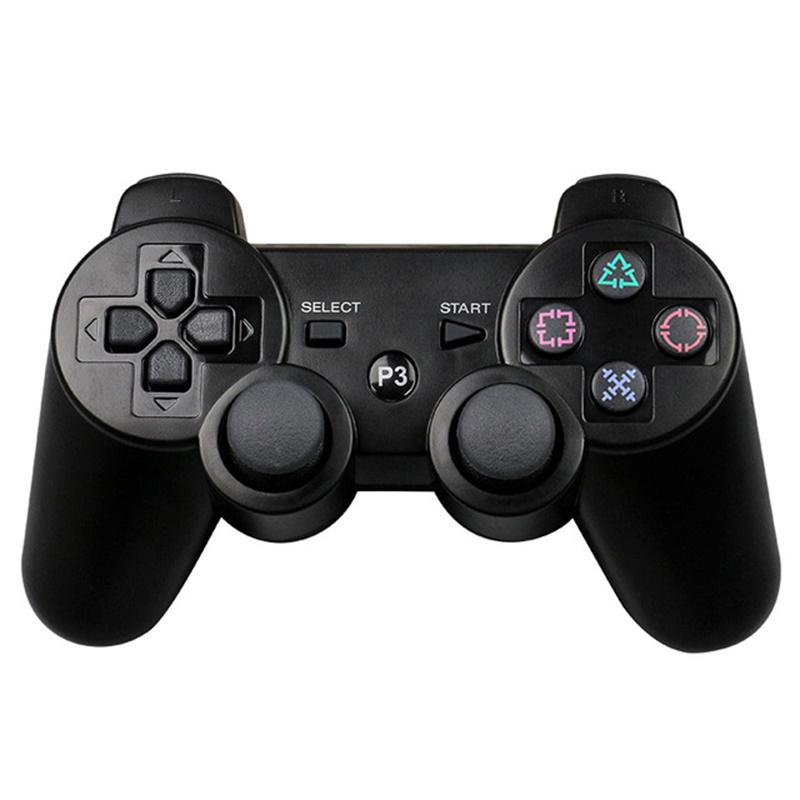 Gamepad Bluetooth inalámbrico para consola de juegos PS3 Control Mando a distancia para Playstation 3 Gamepads