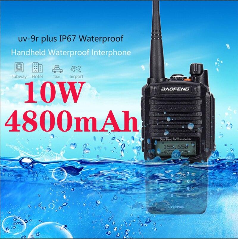 UV-9R زائد عالية الطاقة 10 واط ترقية نسخة من baofeng uv 9R اتجاهين راديو VHF UHF cb راديو لاسلكي تخاطب baofeng uv 9R زائد