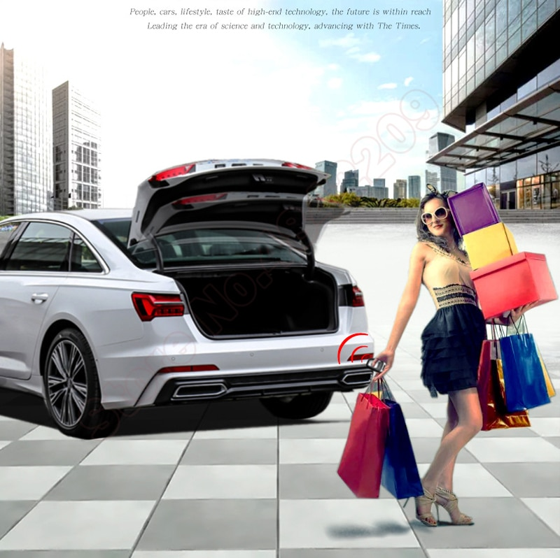 Electric tailgate For Volkswagen TAYRON 2019-2021 refitted tail box intelligent electric tail gate power operated opening