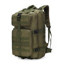 800D 방수 군사 전술 폭행 몰 팩 35L 슬링 배낭 육군 배낭 야외 하이킹 캠핑 사냥