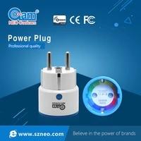 New Z Wave EU Smart Power Plug Socket For ZWAVE Home Automation Alarm System NAS-WR01ZE Compatible With Z-wave 300 500 Series