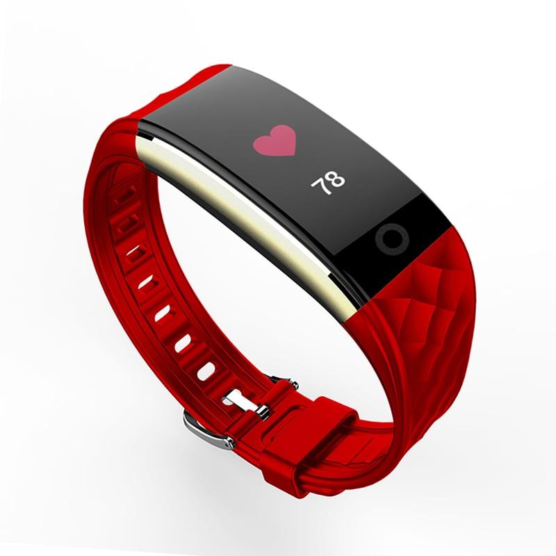 S2 sport Bracelet intelligent hommes femmes Fitness activité Tracker fréquence cardiaque pression artérielle sommeil santé moniteur Bracelet Smartwatch