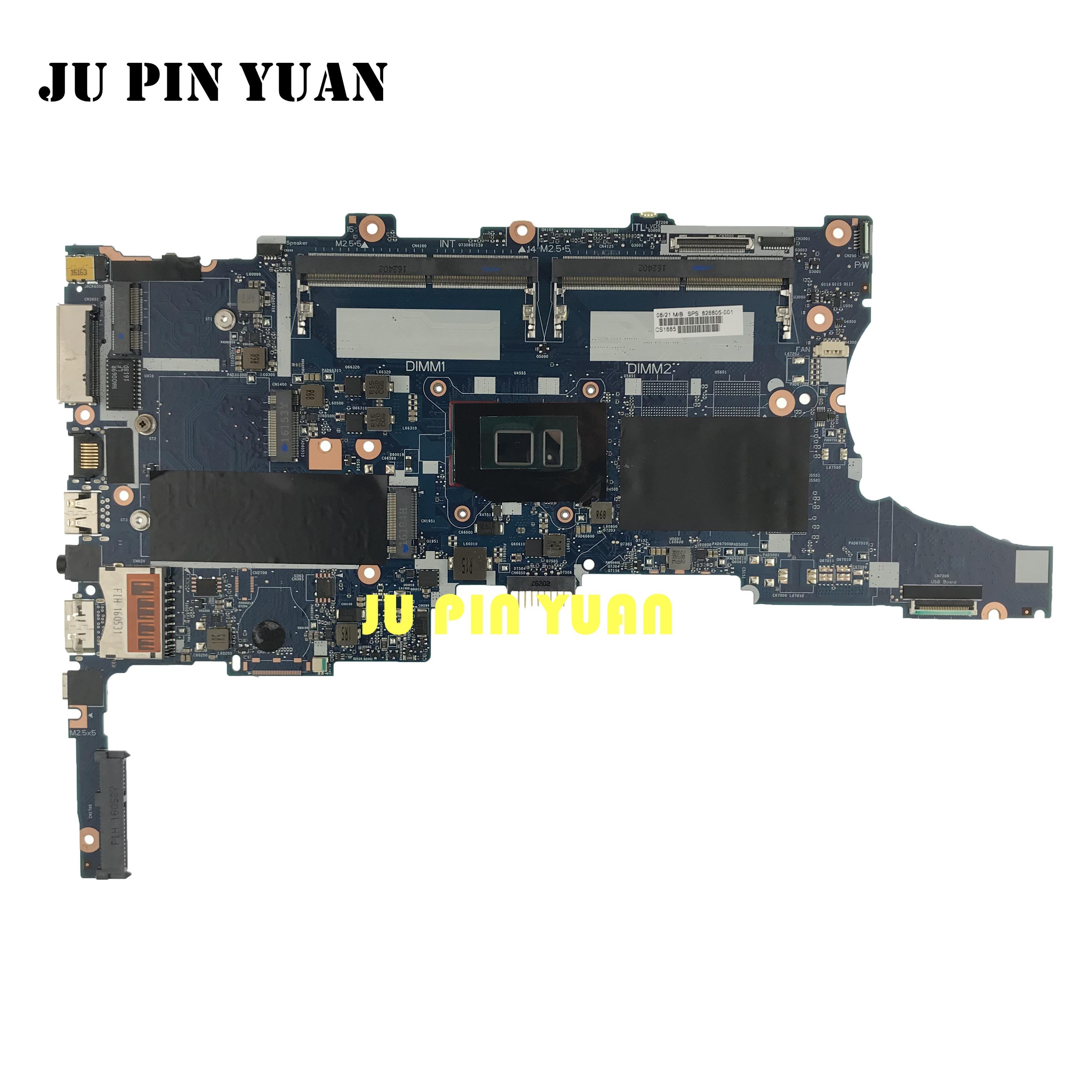 826805-001 826805-501 826805-601 dla HP 840 G3 Laptop płyta główna z i5-6200 w pełni przetestowane