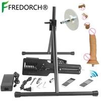 fredorch new designed premium sex machine extremely quiet giving vac u lock love powerful large wireless remote control vibrator