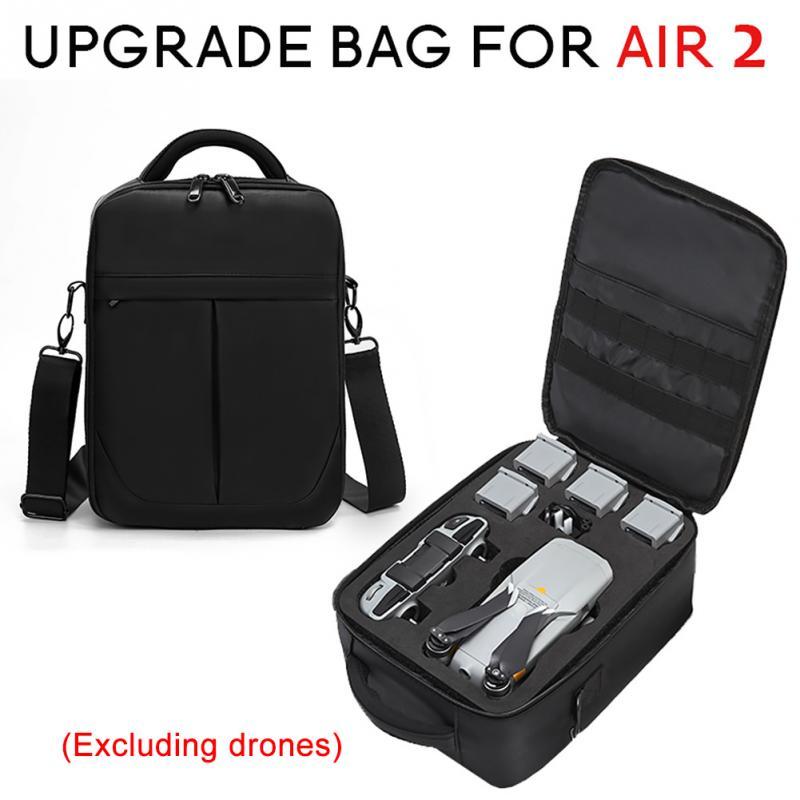 Mavic ar 2 saco resistente à água portátil ar 2 carry caso bolsa ar 2 saco caso zangão acessórios