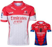 2019 Leeuwen Super Rugby Jerseys Marvel Jersey Maat S-3XL