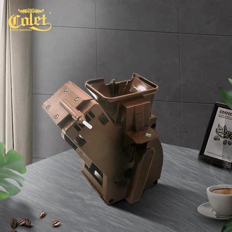 Calet cafetera automática Q001-Q007/S71-2/S8 máquina de elaboración de núcleo de cafetera accesorios de la máquina de café componentes
