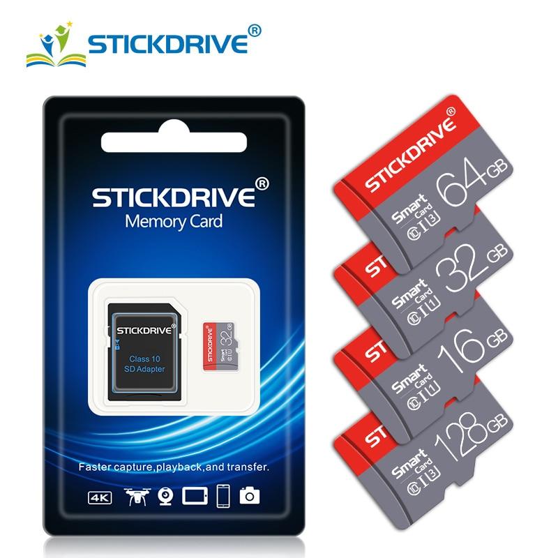 New style microsd memory card 256gb 128gb 64gb SDXC C10 tf card 32gb 16gb cartao de memoria micro sd card for camera/pc