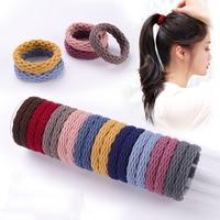 Резинки для волос женские, 10 шт.
