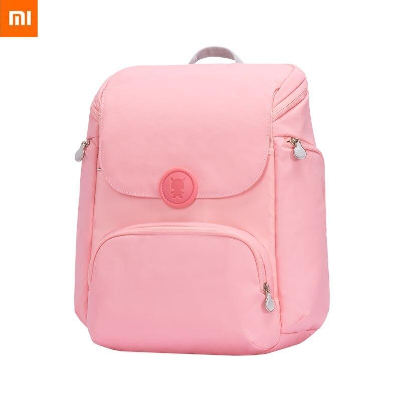 Xiaomi Mi Mitu Children School Bag Backpack Anti-thief Bags Kid Student School Bags Backpack for Girls and Boys