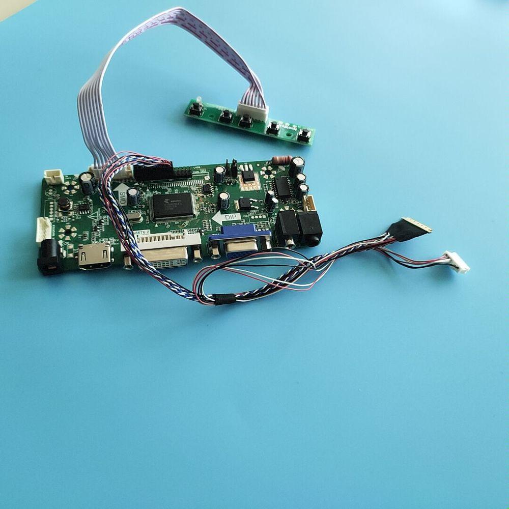 ل LP156WH2(TL)(A1)/(TL)(AA)/(TL)(AB)/(TL)(التيار المتناوب)/(TL)(AD)/(TL)(AE) 1366X768 LCD LED HDMI + DVI + VGA لوحة تحكم مجلس 15.6