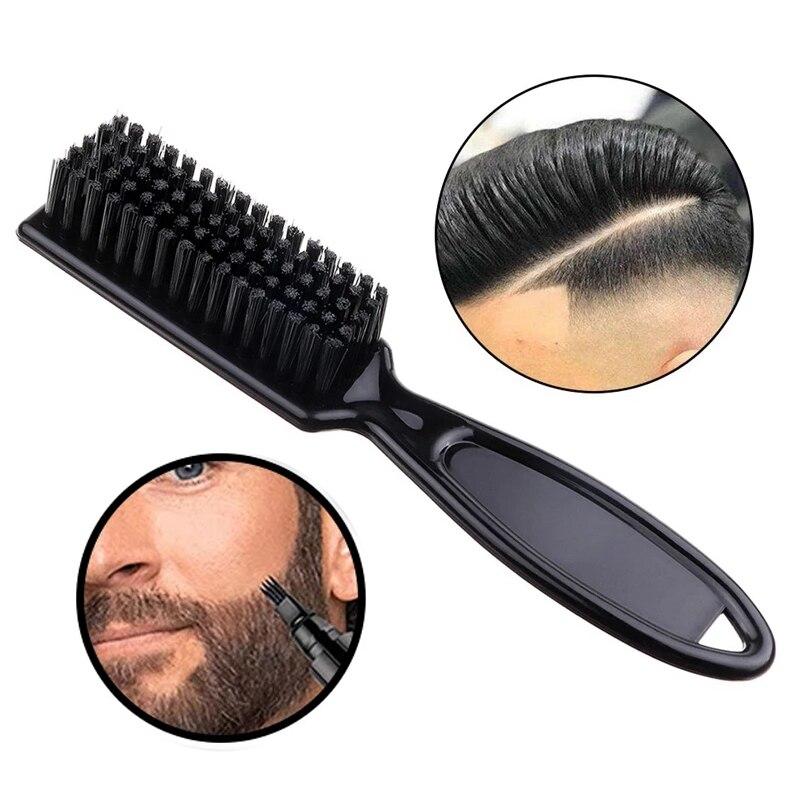 Профессиональные удобные инструменты для мужчин, женщин, мужчин, ножницы, щетка для чистки, аксессуары для парикмахерской, инструмент для п...