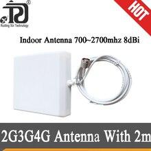4G antenne 700-2700 intérieur 2g 3g 4g antenne panneau antenne interne pour téléphone portable Signal GSM WCDMA Booster 4g répéteur amplificateur