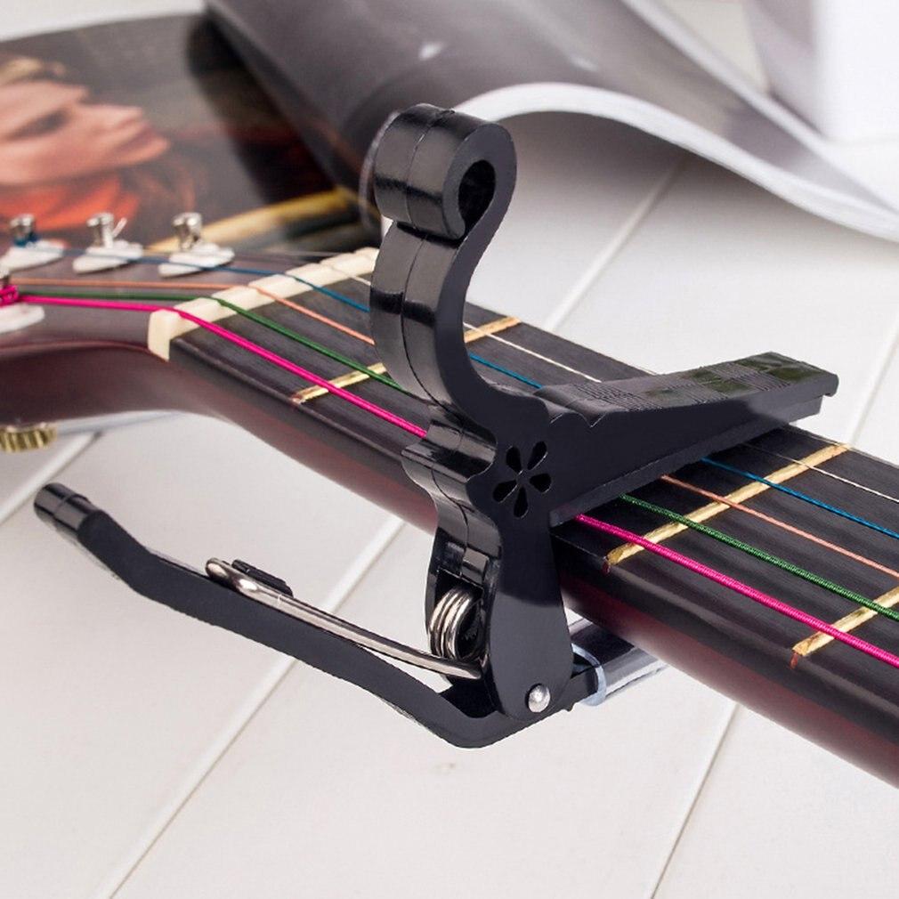 Аксессуары для гитары из высококачественного алюминиевого сплава, быстросменный зажим, Классические акустические детали для настройки то...