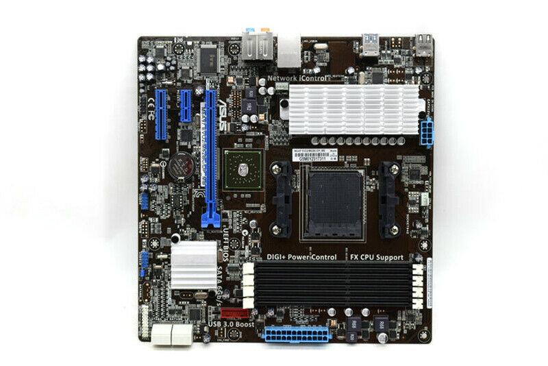اللوحة الرئيسية ASUS M5A97 EVO2/M52BC AMD 32GB M-ATX AM3 + 970 اللوحة الرئيسية MATX يدعم مجموعة اللوحة الأم FX8150
