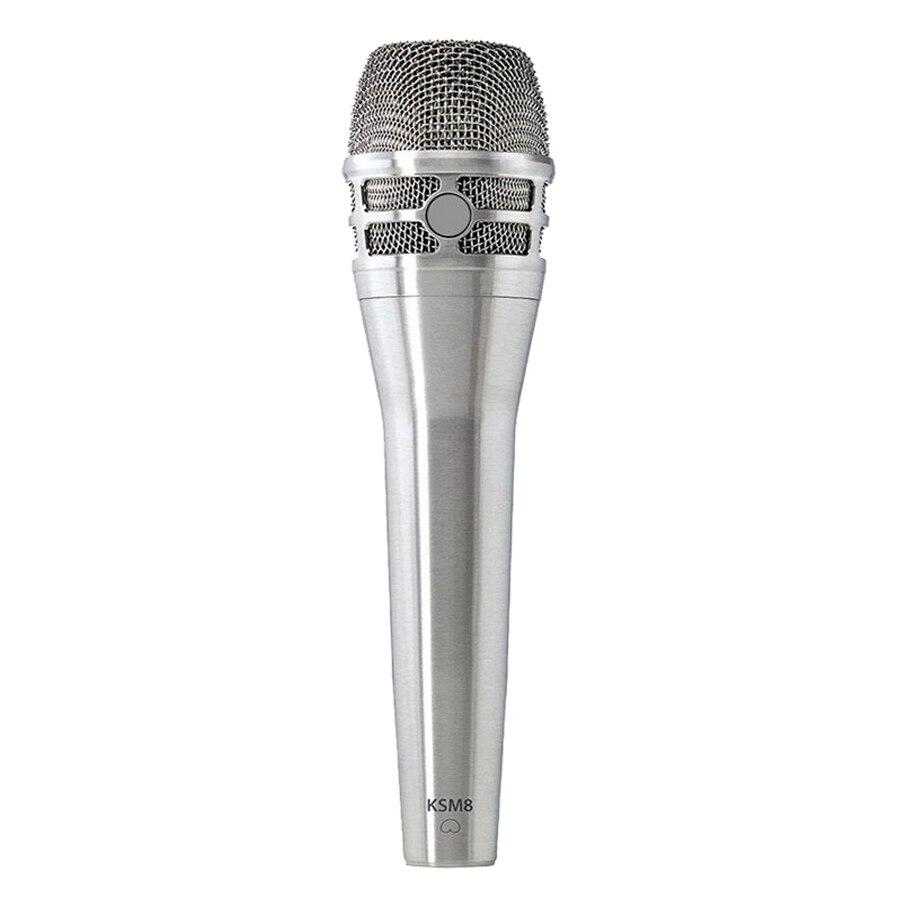 Micrófono ksm8 sm beta 58 con cable, karaoke vocal en vivo, iglesia,...