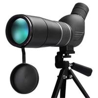 spotting scope zoom telescope 15 4560 target birding mirror hd monoculars for travel outdoor bird watching camping
