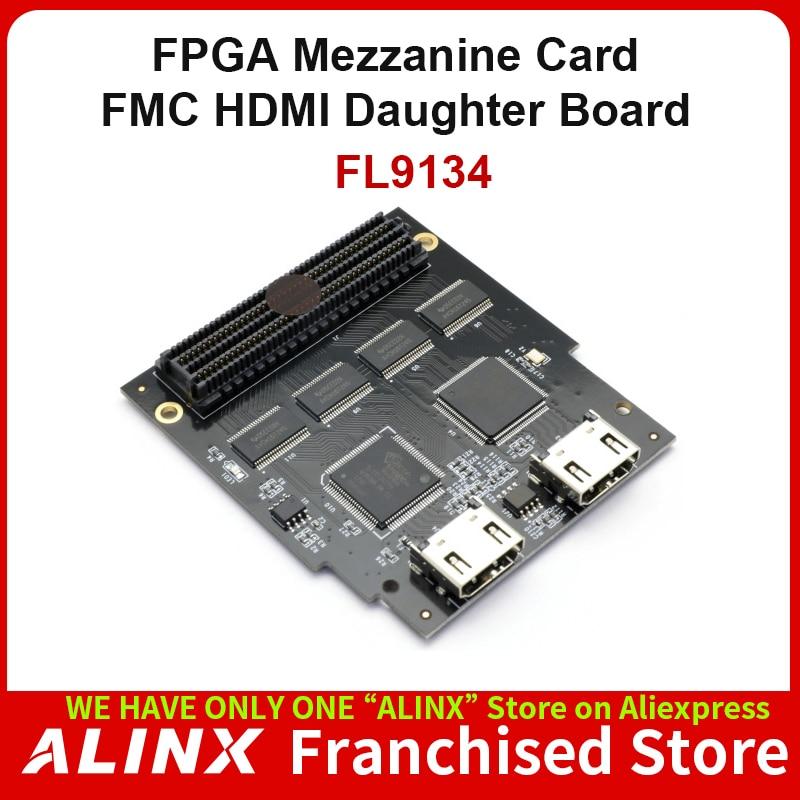 ALINX FL9134:HDMI Input Output1080p FMC Daughter Card for FPGA Board