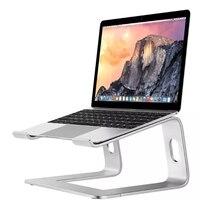 Support pour ordinateur portable soulever ordinateur de bureau en métal Base support dordinateur portable Dissipation thermique support de Base Angle hauteur support réglable