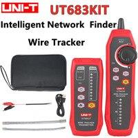 UNI-T UT683kit Intelligent Network Line Finder Telephone Network Line Finder Pairing Anti-interference Patrol Line Checker