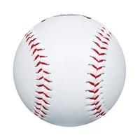 baseballs softballs leather balls sports team soft practice baseballs softballs bat pelota baseball entertainment eh50bs