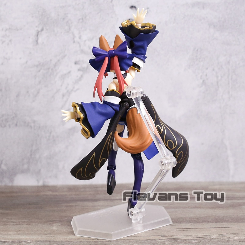 Fate/EXTRA Figma 304 Caster Tamamo No Mae PVC Collectible Action Figure Toy Movable Model Doll
