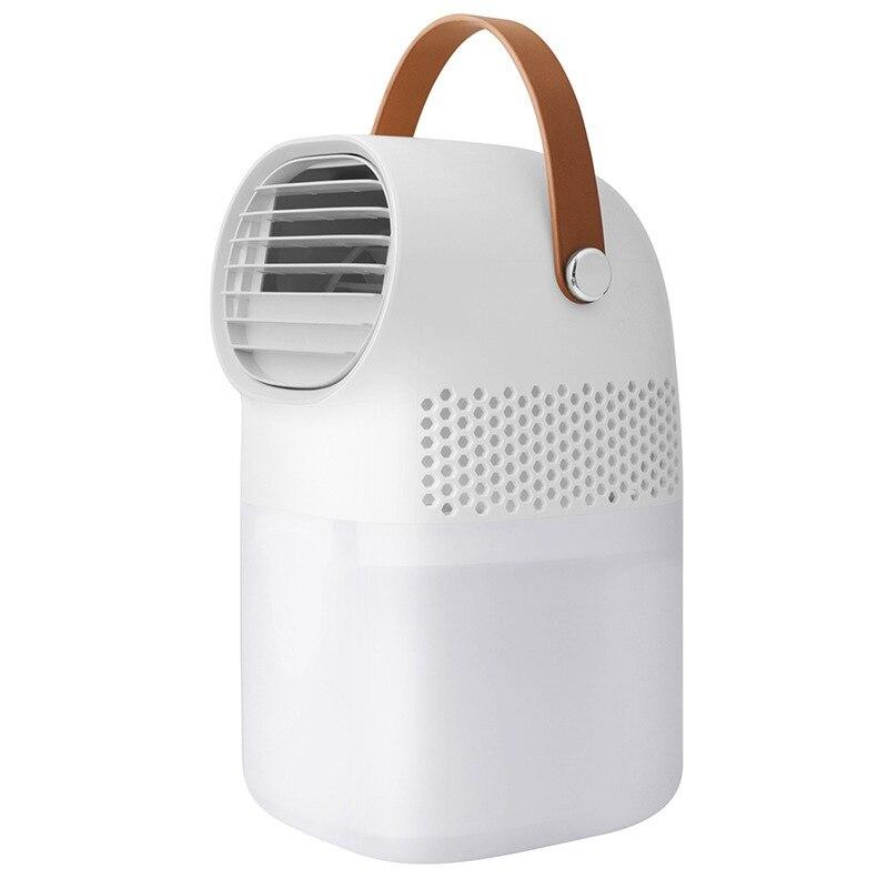 desktop ar condicionado ion negativo ventilador refrigerador de ar purificacao de