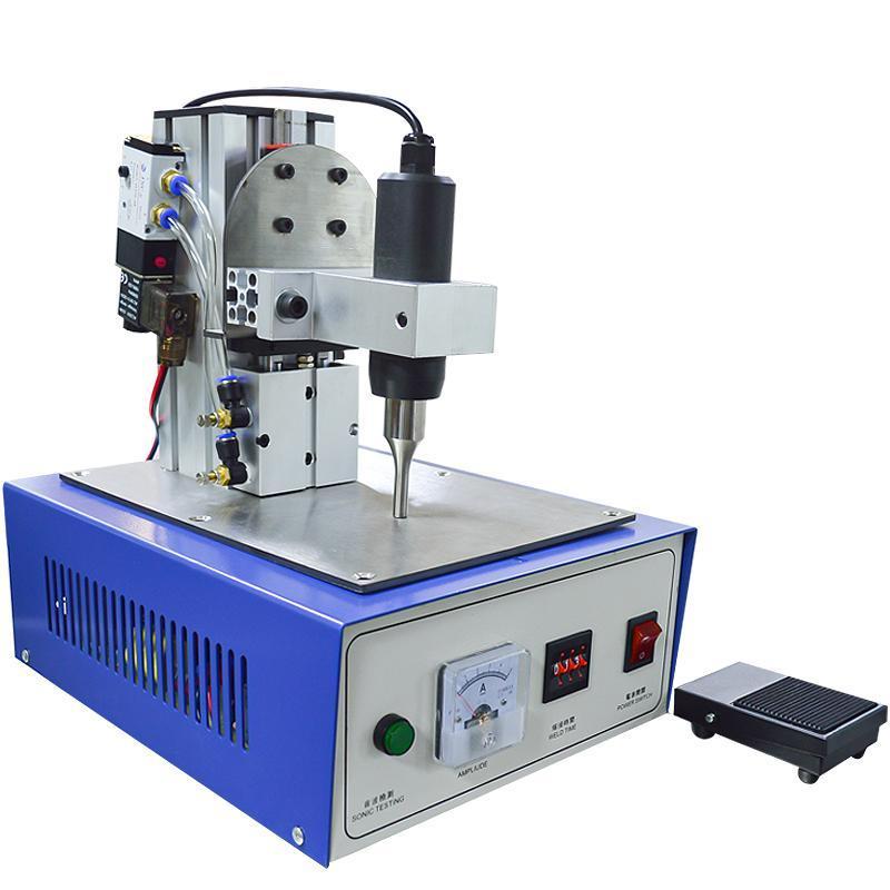 1200 Вт мини-аппарат для точечной сварки, ультразвуковой аппарат для нанесения ушной ленты на маску