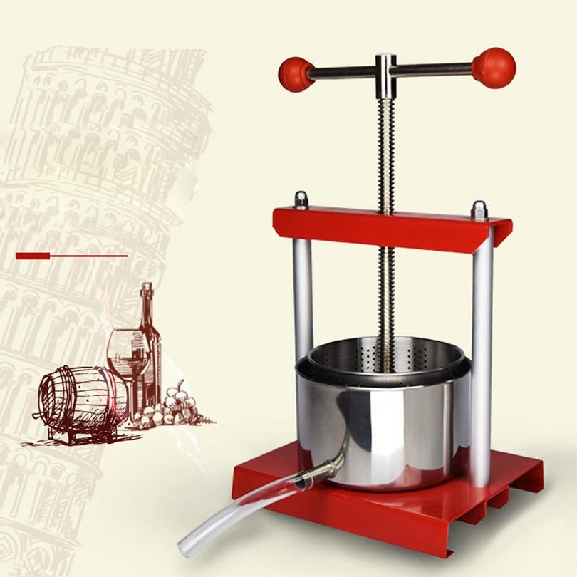 Multifunctional hand juice maker home slow orange lemon juicer extractor stainless steel pomegranate manual press squeezer