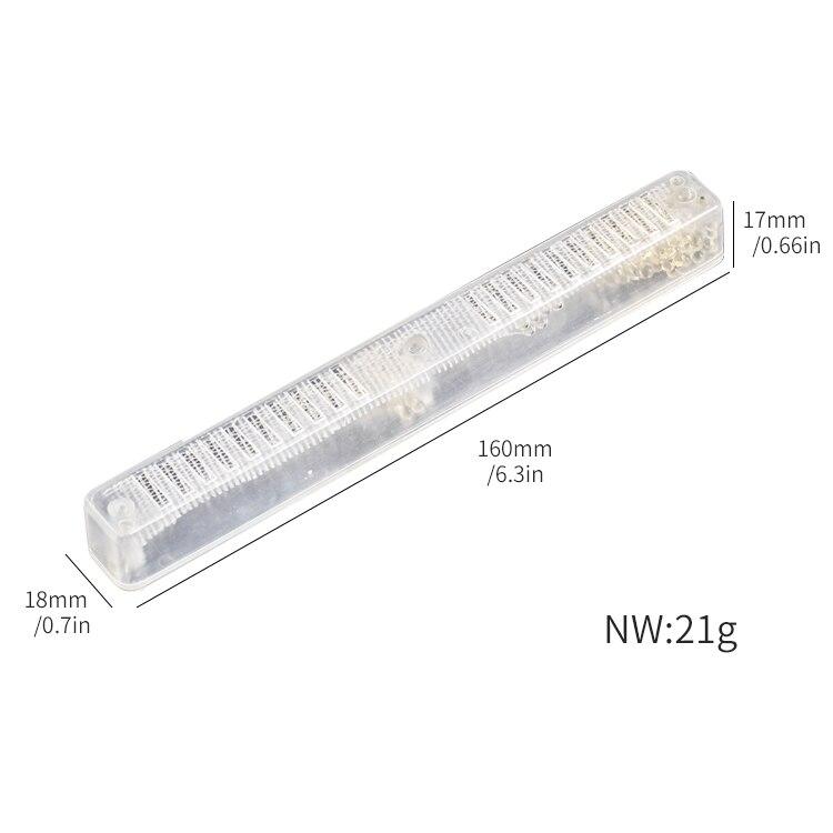 New 2pcs Crystal Travel Cigar Bar Humidifier Humidor Cigar Accessories c8187 enlarge