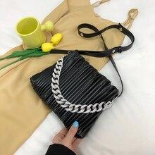 Women Bag Classic Fold Leather Handbags And Purse Soft Leather Armpit Shoulder Bags For Women Vintag