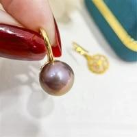 2021 new pearl ear hook earrings settings s925 sterling silver metal diy handmade making accessories jewelry findings
