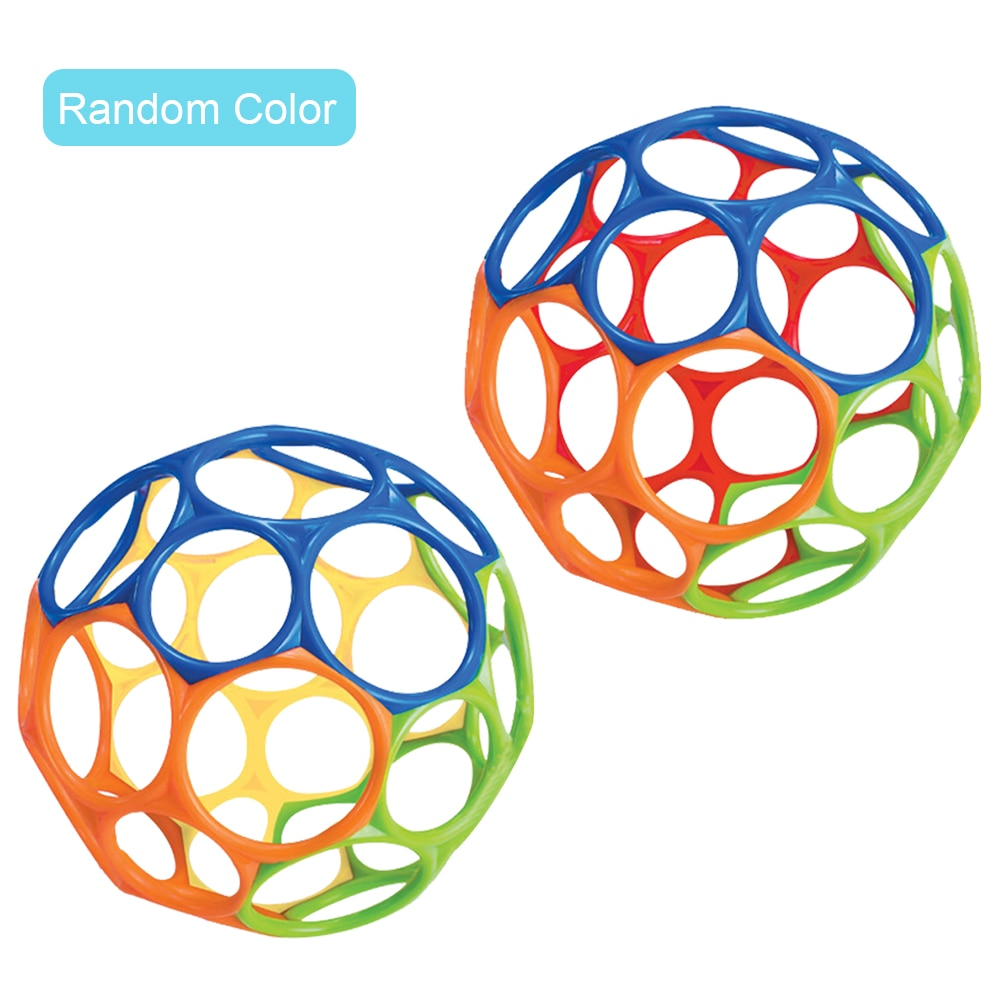 11.5/15cm Baby Rattle Toy Ball Shaker Toy Handheld Classic Ball For Babies Baby Hand Catching Ball T
