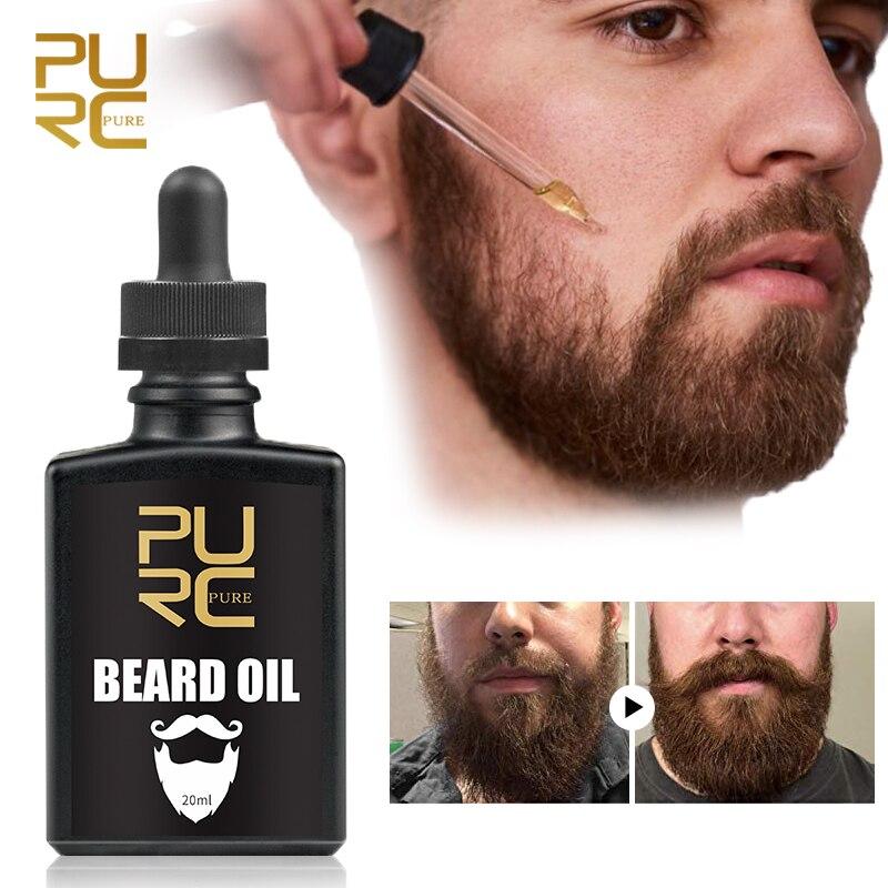 Эфирное масло для бороды, питательное и ухоженное сухое грубое масло для усов, кондиционер для бороды, сыворотка для роста бороды
