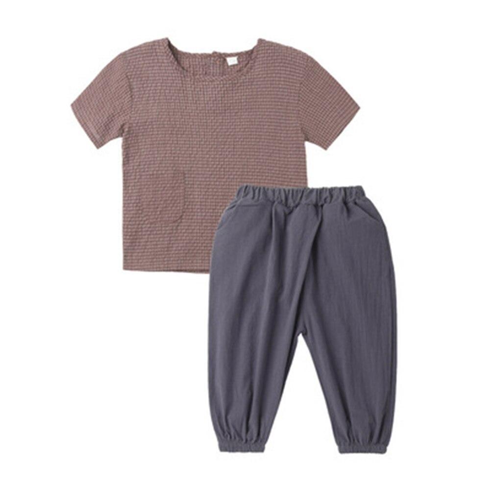 Летний костюм для девочек; Комплекты одежды для маленьких мальчиков комплекты детской одежды, костюмы для детей, летняя одежда для мальчико...